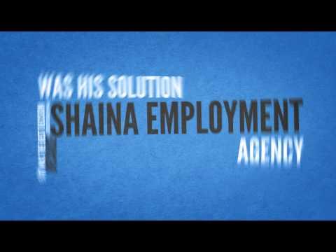Shaina Employment Agency Ad