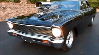 1967 Nova Tube Chassis for sale Old Town Automobile in Maryland