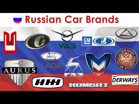 15 Russian Car Brands. Auto industry in Russia