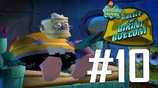 We're in THE SECRET MERMALAIR?! | SpongeBob SquarePants: Battle for Bikini Bottom - PART 10