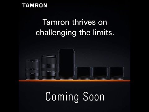 Tamron to release four new mirrorless lenses - but what will they be? | Digital Camera World