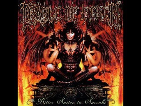 Cradle Of Filth - Bitter Suites To Succubi - 2001 Full Album