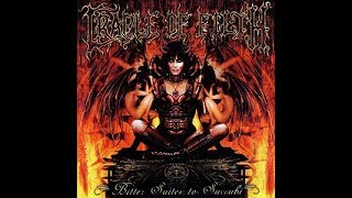 Gambar cover Cradle Of Filth - Bitter Suites To Succubi - 2001 Full Album