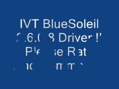 ivt bluesoleil 2.6.0.8 070517 bluetooth.zip [FULL Version]