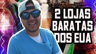 2  LOJAS TOP E BARATA NOS EUA - ROUPAS DE MARCA - VIDA EM BOSTON