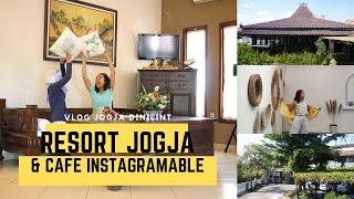 Gambar cover Vlog Jogja   Main ke Cafe-Cafe Lucu di Jogja   Staycation di Resort