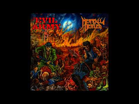 Mentally Defiled / Evil Army - Defiled Army (Split 2018)