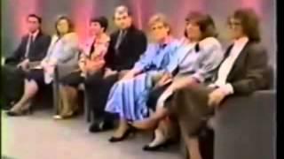 Oprah Winfrey 1989 Zionist Satanic Baby Sacrifice