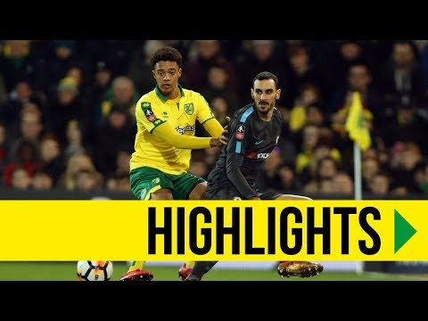 FA CUP HIGHLIGHTS: Norwich City 0-0 Chelsea