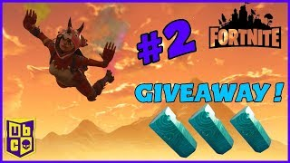 FREE MALACHITE! - FORTNITE #2 FUNNY MOMENTS (Malachite Giveaway!)