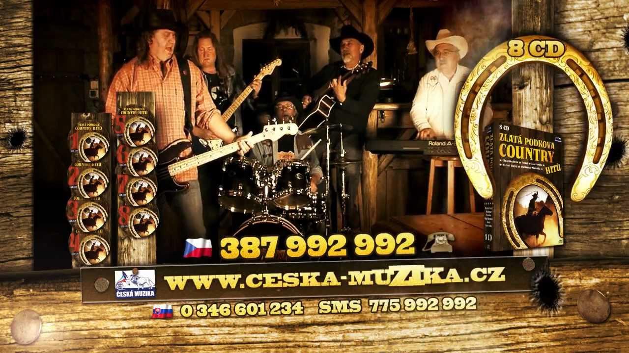 9cfa08815 Zlata podkova country hitu - Ceska muzika / sloven - YouTube