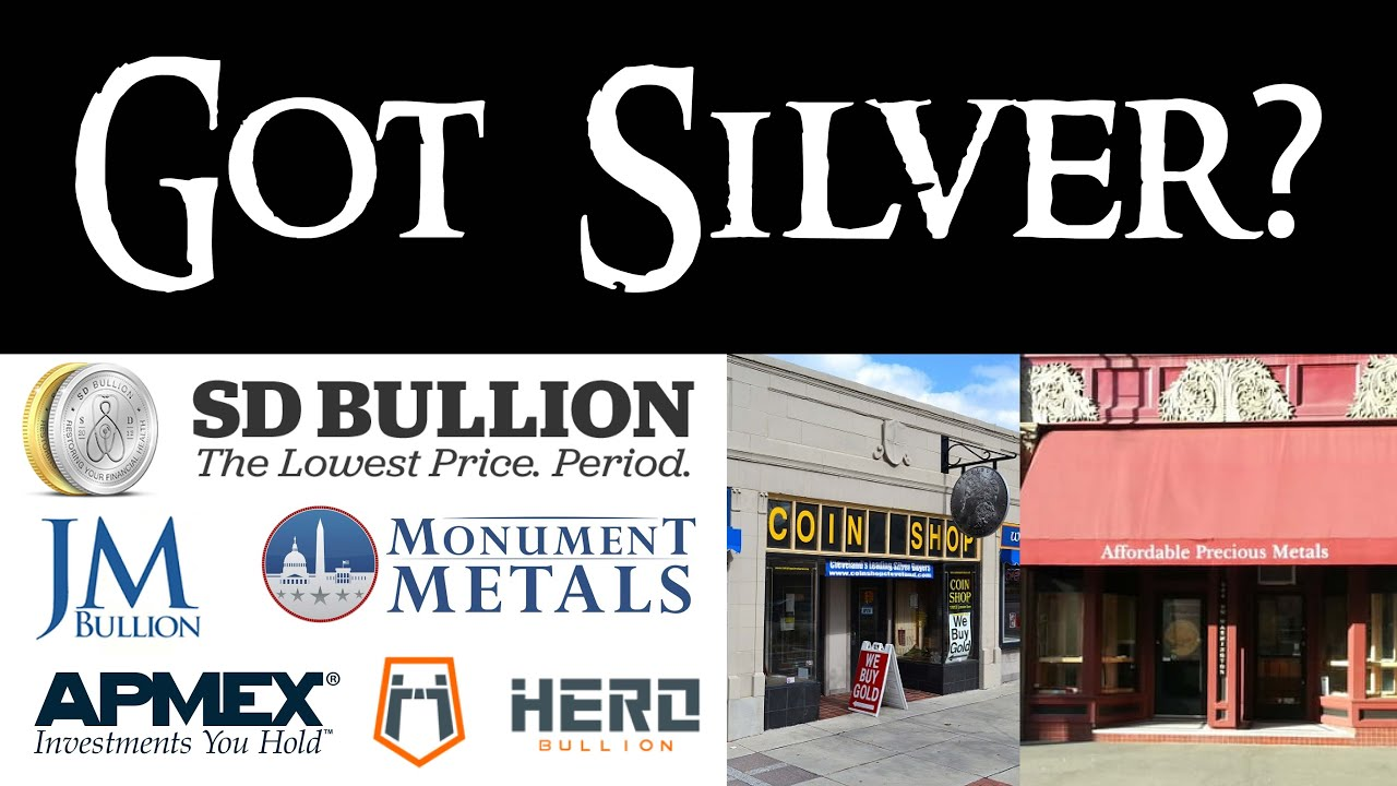 The Best Places to Buy Silver