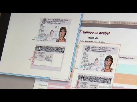 Voto en el extranjero para mexicanos