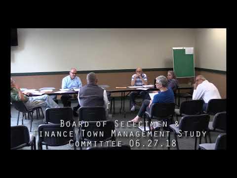 Board of Selectmen 06.27.16
