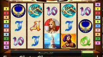 Columbus Deluxe Slot Machine - Novomatic Free Slots and Casino Games