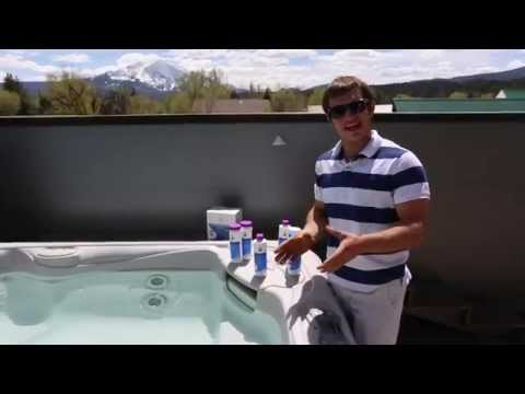 Starting Up and Maintaining Your Spa