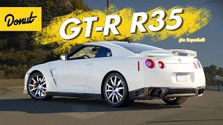 Nissan GT-R R35 - El Asesino de Ferrari y Lamborghini