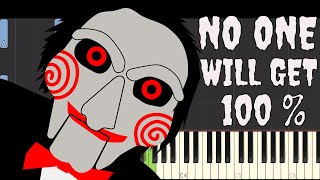 Guess The Horror Movie Theme Song !  HARD