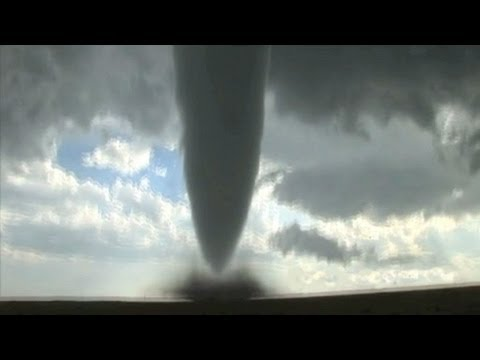Tracking Tornado Storms and Severe Weather Using Satellite Imagery | NASA Video