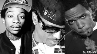 Wiz Khalifa, Curren$y, Big Sean - Proceed *NEW* [HD]