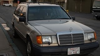 1987 Mercedes 300TD Turbo Diesel Wagon