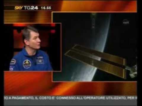 Primi Tiberino - menù Italiano sulla ISS