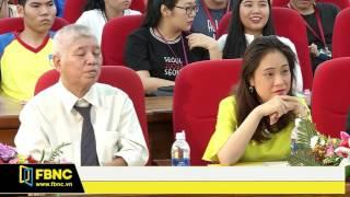 FBNC - Cuộc thi sinh viên biện luận 2017 - Đại học Hutech - Tập 1 (Phần 2)