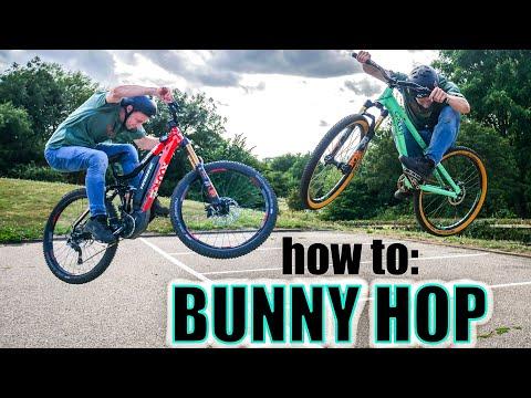 How To Bunny Hop - MTB BASICS