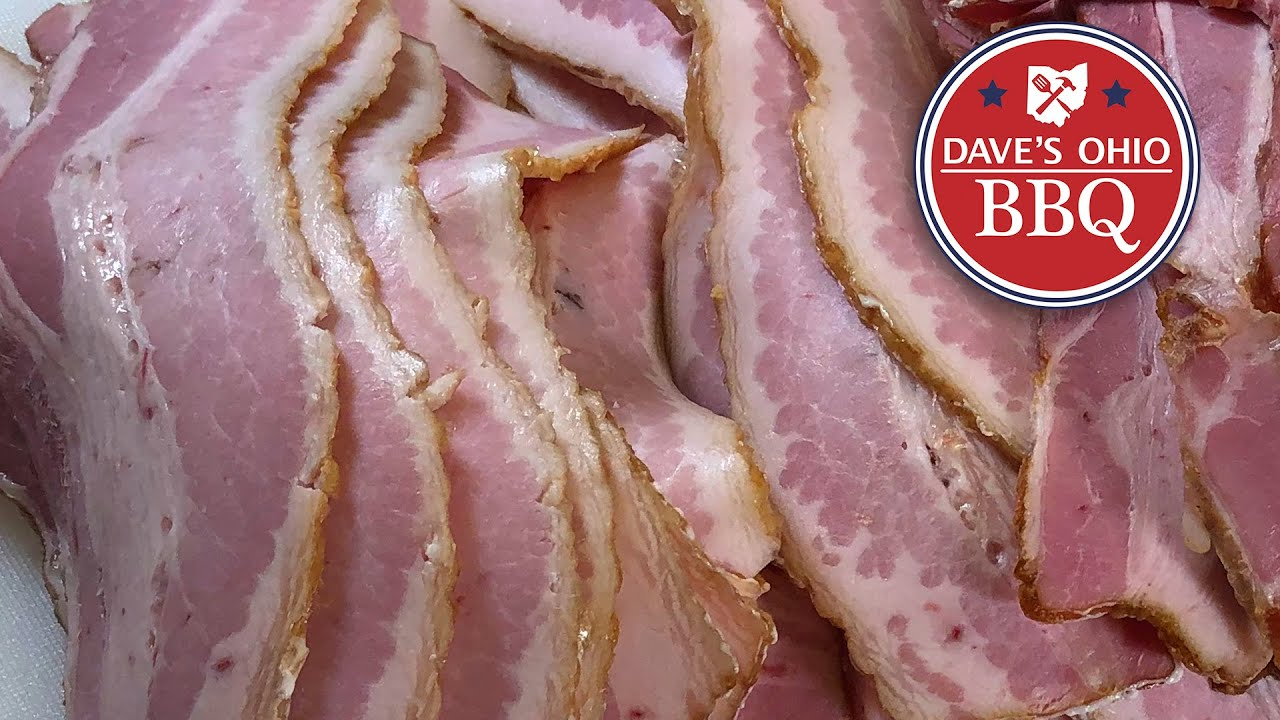 Easy Homemade Bacon - Curing and
