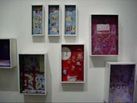 NY Chelsea art gallery openings December 2008