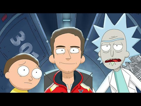 LOGIC IS ON RICK AND MORTY!!!!!!!