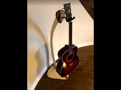 Make this Guitar Stand