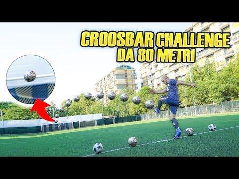 Crossbar CHALLENGE DALLA DISTANZA - Zapinho CECCHINO delle CROSSBAR