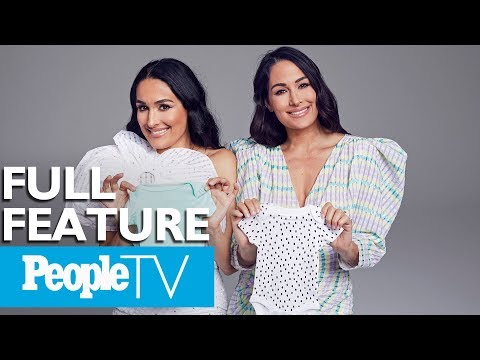 The Bella Twins Expecting! Nikki & Brie Bella Open Up About Their Shocking Pregnancies | PeopleTV