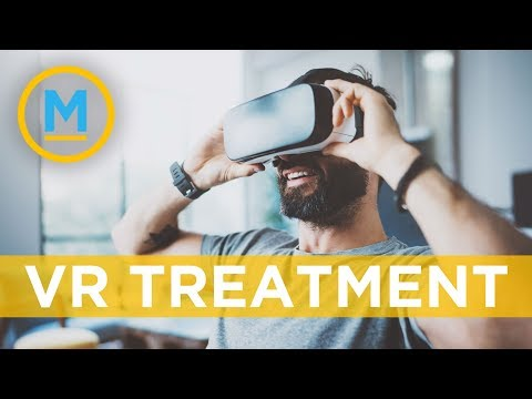 How Virtual Reality Is Helping Treat People With Mental Health Issues | Your Morning