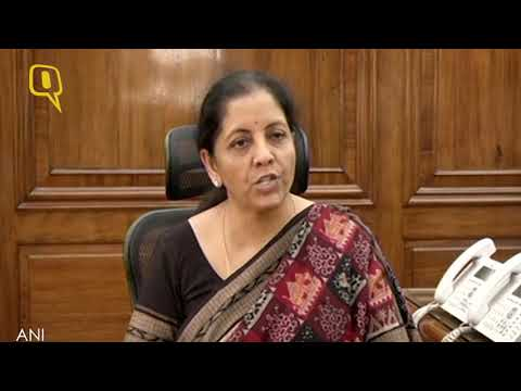 Nirmala Sitharaman Speaks to Media After Taking Charge as Defence Minister of India