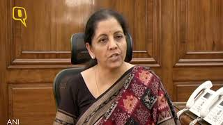 Video Nirmala Sitharaman Speaks to Media After Taking Charge as Defence Minister of India download MP3, 3GP, MP4, WEBM, AVI, FLV September 2017