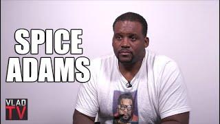 Spice Adams on Antonio Brown Drama: It's Like a Movie, I'm Grabbing My Popcorn (Part 11) Video