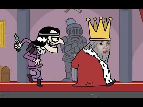 САМЫЕ СТРАННЫЕ ФЛЭШ-ИГРЫ! / УБИЛИ короля!