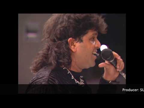 Saleem Javed (Jugni) live stage performance in Miami- Dhanak TV USA