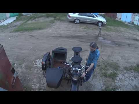 🔥Инжектор на мотоцикл Урал 650. 4 серия. Поехали!