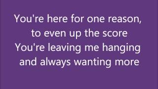 The Never Ever-Loves Got Me Tipsy (lyrics)