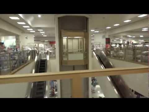 Labor Day Special - O&W Elevator at Macy's Westfield Promenade