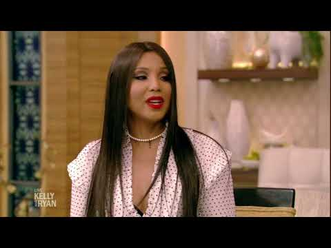 Toni Braxton On Managing Lupus