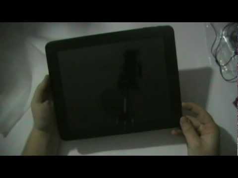 Unboxing-ul tabletei E-Boda Supreme IPS Dual Core X200
