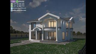 Plane per shtepi perzanton Shtepite e bukura te Kosoves