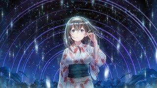 Gambar cover Nightcore - Mienai Tsuki 「 Fujita Maiko 」