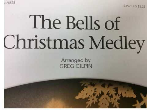 the bells of christmas medley accompaniment - Christmas Medley Lyrics