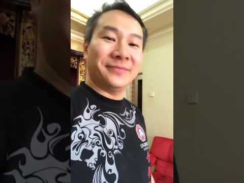 Chris Leong kenali gejala awal stroke dan penanganan