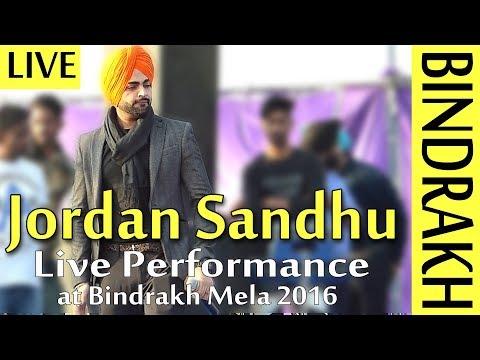 Jordan Sandhu | Full Live Performance | Bindrakh | JassiTV